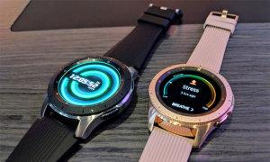Galaxy Watch có hai kích thước, theo dõi sức khỏe tốt hơn
