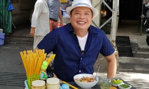 Jack Lee - đầu bếp Hollywood đam mê ẩm thực đường phố Việt