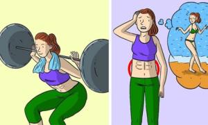 6 bài tập chị em nên tránh xa nếu không muốn cơ bắp cuồn cuộn, kém nữ tính