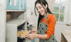 Elly Trần được mẹ dạy đi chợ và nấu ăn từ lúc 5 tuổi