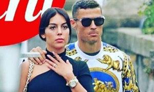 Áo màu mè của C. Ronaldo gây sốt ở Italy