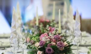 Chuyên gia gợi ý uyên ương trang trí bàn tiệc tại Triển lãm cưới 2018