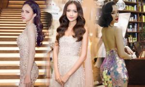 Người đẹp Việt 'thổi bùng' xu hướng váy sequins