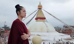 Chuyến đi Nepal - Tây Tạng tìm lại an yên của Dương Cẩm Lynh