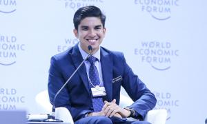 Bộ trưởng 25 tuổi Malaysia 'chiếm sóng' khi giao lưu giới trẻ Hà Nội