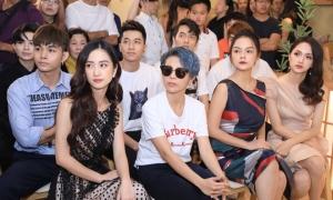 Hoa hậu Hương Giang cùng dàn sao dự sự kiện ở TP HCM