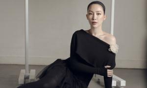 Linh Nga hóa vũ công ballet với các thiết kế của Lâm Gia Khang