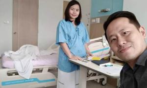 Bà mẹ chịu đau 33 tiếng sinh thai nhi dị tật để phục vụ nghiên cứu