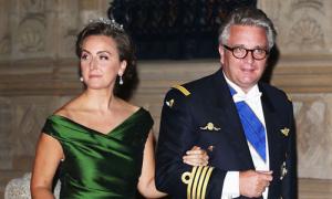 Hôn nhân của hoàng tử Bỉ trên bờ vực đổ vỡ