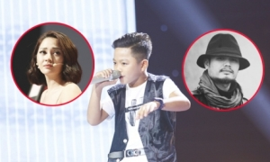 Cậu bé 11 tuổi hát rock khiến Bảo Anh xúc động nhớ cố nhạc sĩ Trần Lập