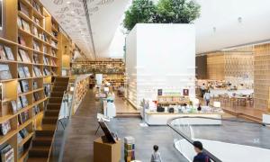 Quán cà phê sách ở Bangkok gây sốt vì nhiều góc sống ảo