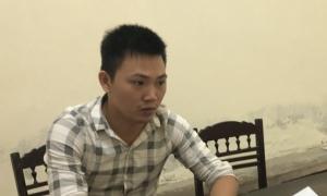Nam thanh niên bị bắt sau nửa ngày giật túi xách của phụ nữ