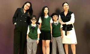 IVY moda casting dàn mẫu nhí, khởi động mùa mốt thu đông 2018