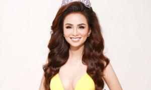 Người lạ mời Hoa hậu Diễm Hương 'đi ăn uống' với giá 40.000 USD