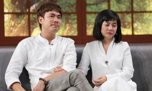 Cát Phượng tuyên bố sẽ nắm chặt tay Kiều Minh Tuấn bước tiếp