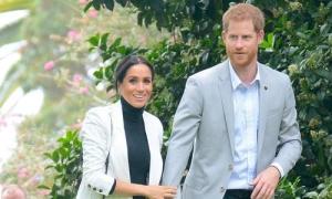 Hoàng tử Harry mong có con gái