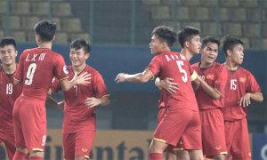 Việt Nam chia tay giải U19 châu Á bằng trận thua ngược Hàn Quốc