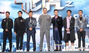 Dàn sao TVB kỳ cựu gây chú ý khi đóng phần 2 'Phi hổ cực chiến'