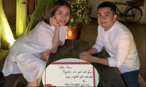 Kỷ vật tình yêu của Vân Trang và chồng đại gia