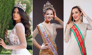 10 ứng viên sáng giá của ngôi vị Hoa hậu Trái đất 2018
