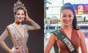 Hành trình đến ngôi vị Hoa hậu Trái đất 2018 của Phương Khánh