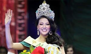 Khán giả quốc tế khen ngợi tân Hoa hậu Trái đất Phương Khánh