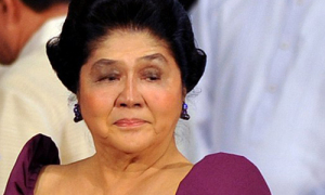 Cựu đệ nhất phu nhân Philippines bị bắt