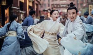 Nhiếp Viễn, Ngô Cẩn Ngôn viết tiếp nhân duyên trong 'Hạo Lan truyện'