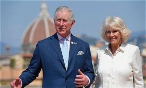 Bà Camilla từng có biệt danh 'nam châm thu hút đàn ông'