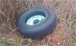 Tìm thấy bánh máy bay Vietjet trên cánh đồng gần sân bay Buôn Ma Thuột