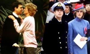 Diana từng muốn cưới em trai của Thái tử Charles
