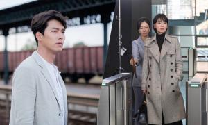 Song Hye Kyo 'đối đầu' tình cũ Hyun Bin trên truyền hình