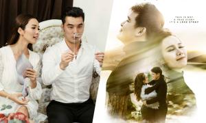 Loạt thiệp cưới từ đơn giản đến cầu kỳ của sao Việt năm 2018