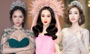 Top 5 nữ hoàng thảm đỏ 2018