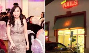 Khách quỵt tiền, tông chết chủ tiệm nail người Việt ở Mỹ