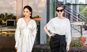 3 kiểu váy 'made in Vietnam' được sao Việt ưa chuộng nhất 2018