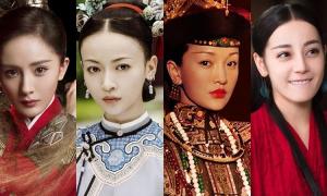 'Diên Hy', 'Như Ý' thua phim dở của Dương Mịch