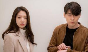 Rating phim tăng nhờ nụ hôn của Hyun Bin - Park Shin Hye