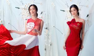 Jun Vũ gợi ý váy ngắn đi tiệc mùa xuân