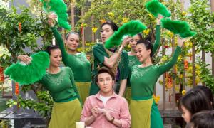 4 câu nói 'bá đạo' trong MV Tết của Huỳnh Lập - Quang Trung
