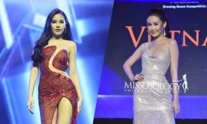 Lý do Ngân Anh vuột vương miện Miss Intercontinental dù vào thẳng top 6
