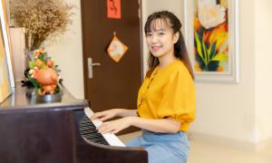 Cuộc sống trong căn hộ 91m2 của diễn viên Kim Oanh