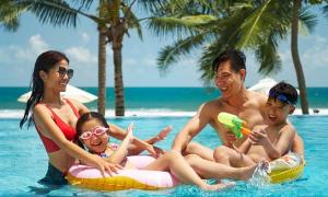 Đà Nẵng có khu nghỉ dưỡng thuộc top tốt nhất thế giới dành cho gia đình