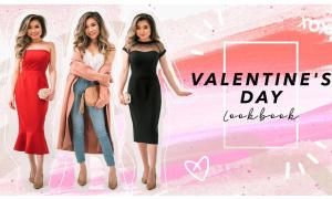 12 set đồ đa phong cách cho ngày Valentine