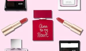10 món mỹ phẩm tràn ngập không khí tình yêu cho ngày Valentine