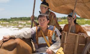 'Sạn' thường gặp trong phim cổ trang Việt Nam