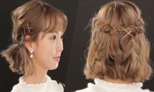 3 kiểu tóc dễ thực hiện cho nàng hẹn hò ngày Valentine