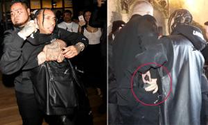 Rapper gốc Việt Tyga ẩu đả trong sinh nhật Floyd Mayweather