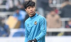 Công Phượng lập hattrick cho Incheon United