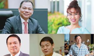 Việt Nam có 5 tỷ phú vào danh sách thế giới